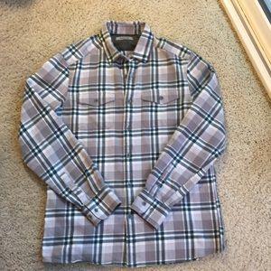 Reaction Kennth Cole Flannel men's shirt